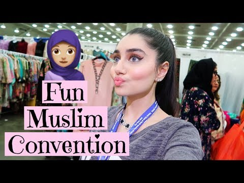 MUSLIMS ARE REGULAR HUMAN BEINGS | ICNA 2018
