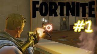 LETS PLAY FORTNITE | BENNY NO | EPISODE 1