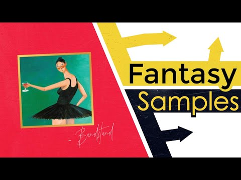 Every Sample From Kanye West's My Beautiful Dark Twisted Fantasy