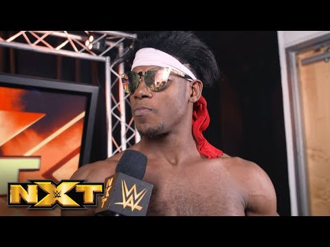 Velveteen Dream has no regrets about lambasting Buddy Murphy: NXT Exclusive, April 17, 2019