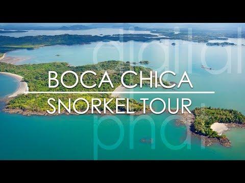 Boca Chica Snorkeling Tour Panama