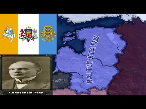 United Baltic States | Hearts of Iron IV Spotlight