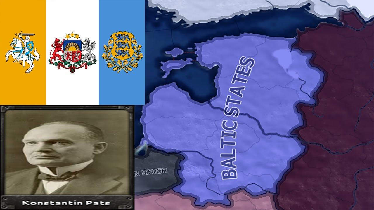 United Baltic States | Hearts of Iron IV Spotlight