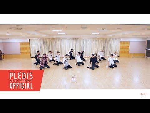 [Choreography Video] SEVENTEEN(세븐틴)-울고 싶지 않아(Don't Wanna Cry) Front Ver.
