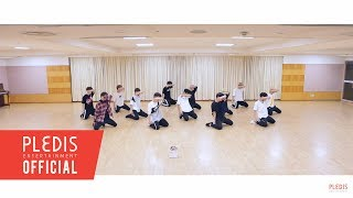 Choreography Video SEVENTEEN 세븐틴 울고 싶지 않아 Don 39 t Wanna Cry Front