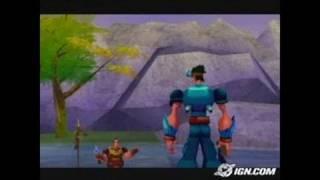 Future Tactics: The Uprising GameCube Gameplay