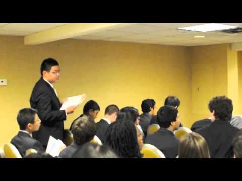 Ivy League Model United Nations Conference (ILMUNC) 2012 World Health Organization