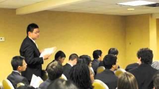 Ivy League Model United Nations Conference (ILMUNC) 2012 World Health Organization