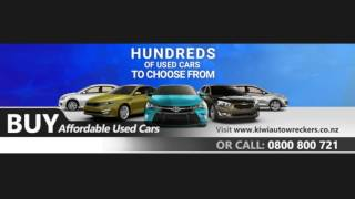 Auto Wreckers Wellington - Junk Car Removal Services