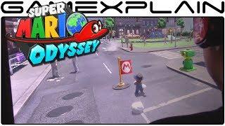 10 Minutes of Super Mario Odyssey's New Donk City Demo (E3 2017)
