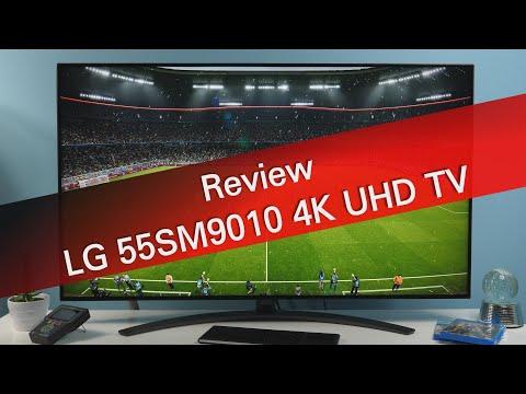 LG 55SM9010 2019 4K UHD NanoCell TV review