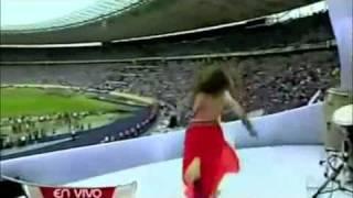 شاكيرا و اغنية كأس العالم في جنوب افريقيا  - 2010