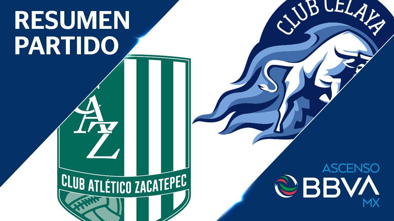 Resumen A Zacatepec 3 1 Celaya Ascenso Bbva Mx Clausura 2020 Jornada 2 Youtube