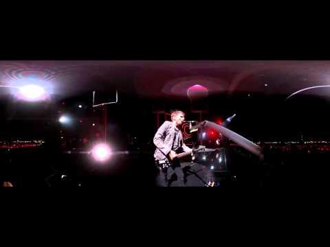 Muse - Hyper Music Live Reading 2011 (360° Matt Cam)