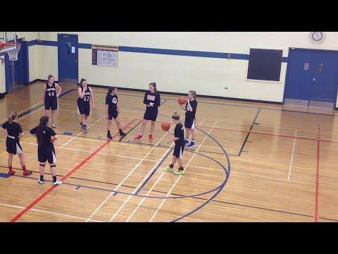 Fenelon Falls Secondary School VS St. Ignatius H.S   OFSAA GIRLS BASKETBALL
