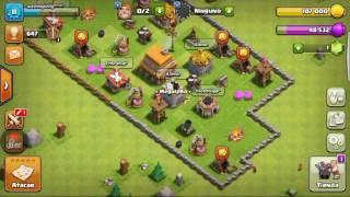 Como robar una aldea abandonada de clash of clans
