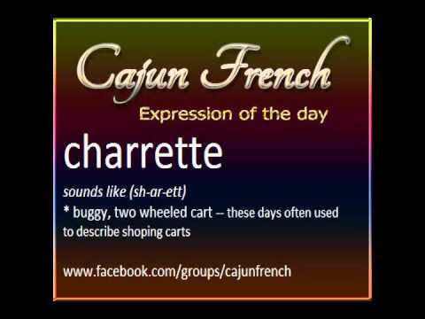 Cajun French - Daily Graphic - Part 7