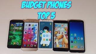 Top 5 Best Budget Smartphones under $150 in 2018