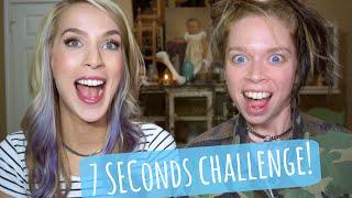 7 Seconds CHALLENGE With Grav3yardgirl ♡ Thumbnail