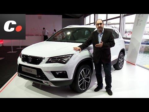 Seat Ateca SUV | Presentación estática / Review en español | coches.net