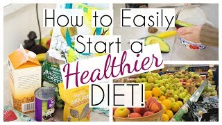 I love junk food, but do try to maintain a somewhat healthier diet everyday...so if can it, so you! learn how easily start (and sustain) an eve...