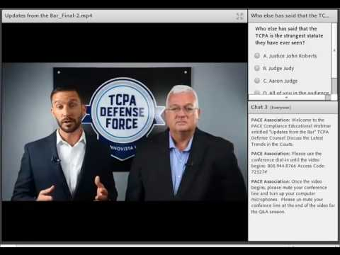 Updates from the Bar: TCPA Defense Counsel Discuss the Latest Trends in the Courts
