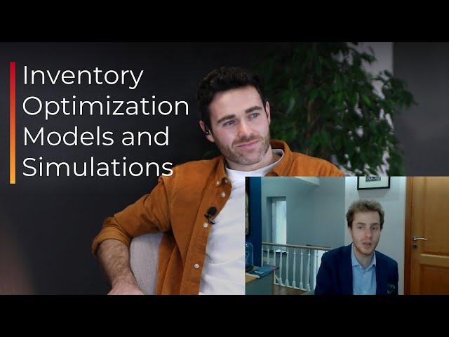 Inventory Optimization Models and Simulations - Ep 110