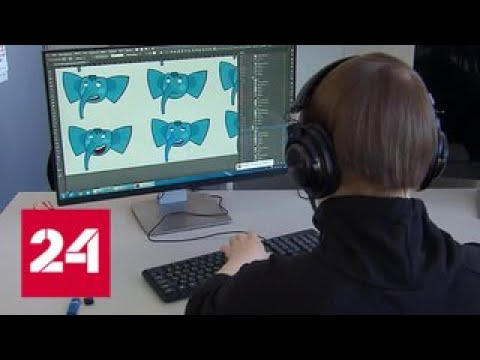 Производственные павильоны 'Союзмультфильма' планируют расширить - Россия 24 - Смотреть видео онлайн