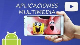 Mis Aplicaciones Multimedia [Series, Peliculas, Libros, Música] | Tu Android Personal