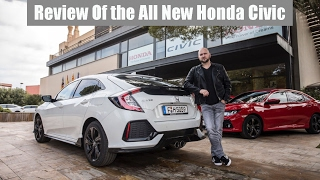 The All-New Honda Civic 2017 Short Review