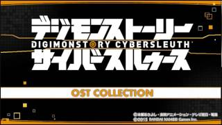 「Digimon Story : Cyber Sleuth」Welcome to EDEN (OST)