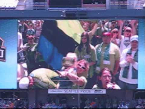 Seattle Sounders FC-2 Houston Dynamo-1, July 11, 2...