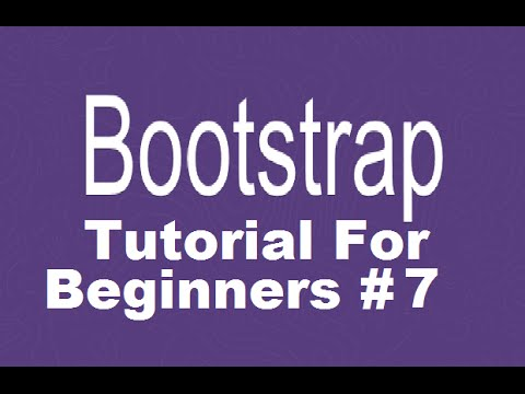 Bootstrap Tutorial For Beginners 7 - Responsive Jumbotron