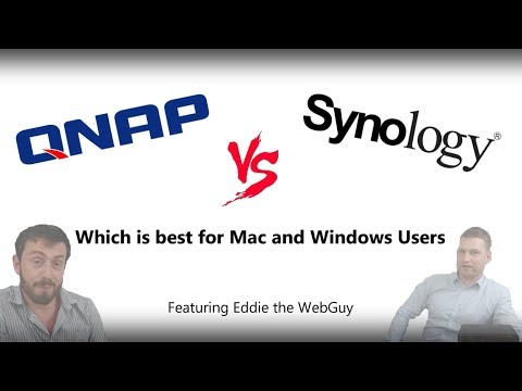 A Mac or Windows Guide to Choosing between Synology and QNAP NAS
