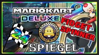 MARIO KART 8 DELUXE Part 24: Glocken-Cup Spiegel Deluxe mit Fidget Spinner & Bewegungssteuerung
