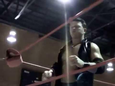 Tyler Black (Seth Rollins) vs. A.J. Styles 4/28/06