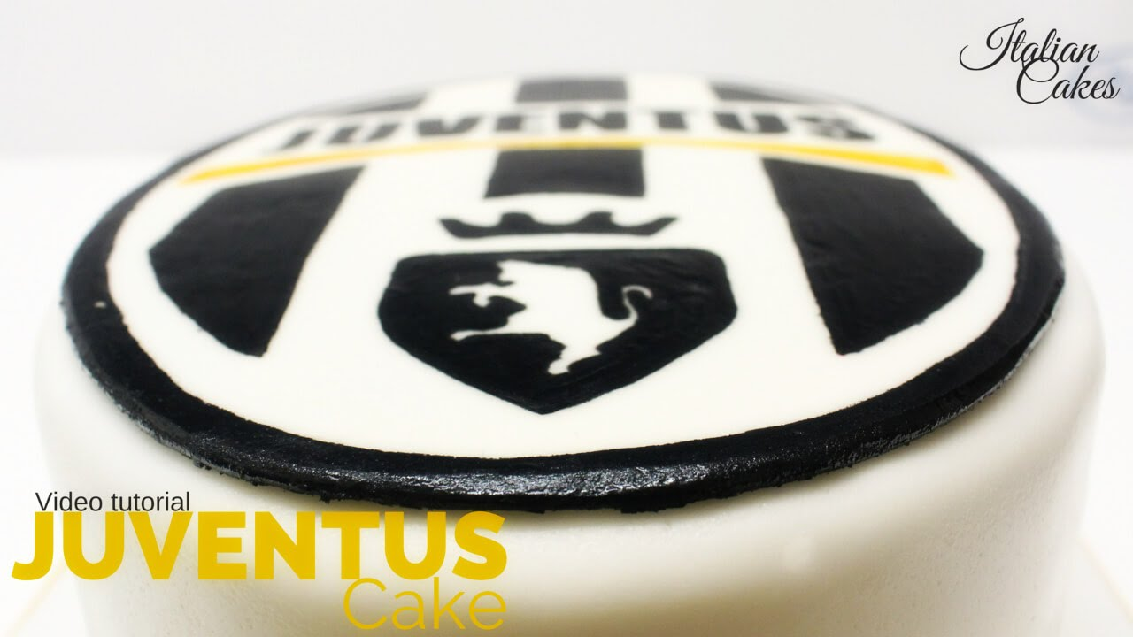 Connu Torta di compleanno Juventus by ItalianCakes - YouTube HL36