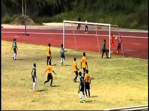 Caracas Sport Club vs Deportivo El Paso (Goles)