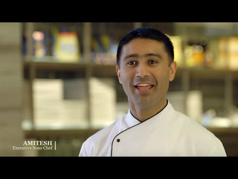 Life Of A JW Marriott Executive Sous Chef