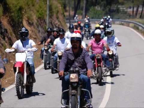 Passeio de Motas Antigas do ROQUEIRO 2011.wmv