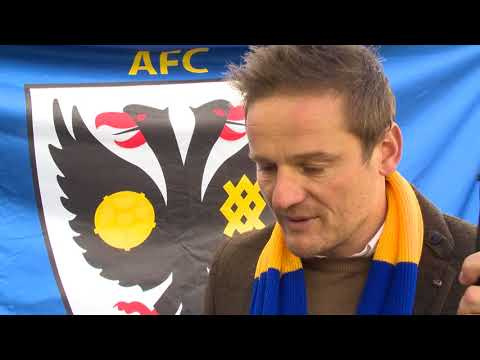Neal Ardley on the return to Plough Lane