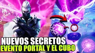 NEW SECRETS *DERIVED IN THE DARK DIMENSION* OPEN PORTAL [FILTRATED] FORTNITE BATTLE ROYALE