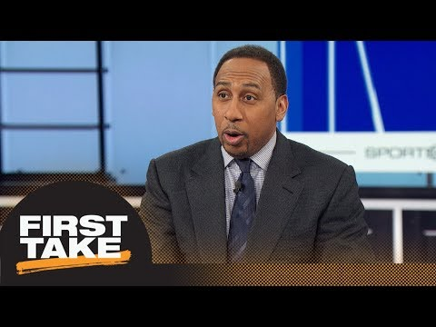Stephen A. Smith makes bold prediction for Eastern Conference involving Heat | First Take | ESPN
