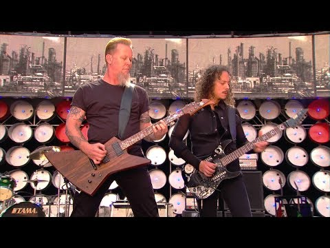 Metallica - Live Earth at Wembley Stadium (2007) [Full 1080i HDTV Broadcast]