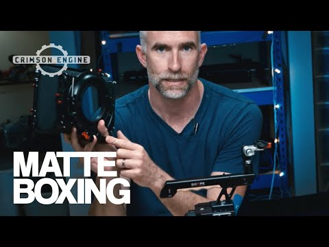 4 Reasons You Need a Matte Box