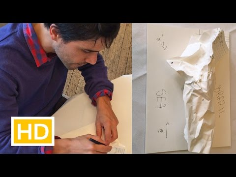 Virgilio Martinez interview on Central, Peru and inspirations: travelling, emotions, new ingredients