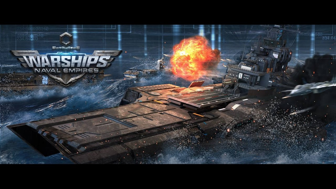 Warships: Naval Empires Android Gameplay