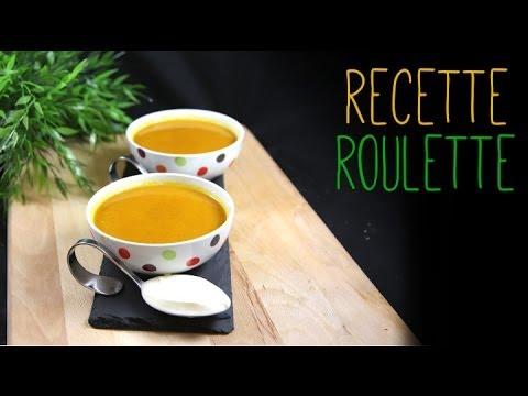 Soupe de légumes au curry !