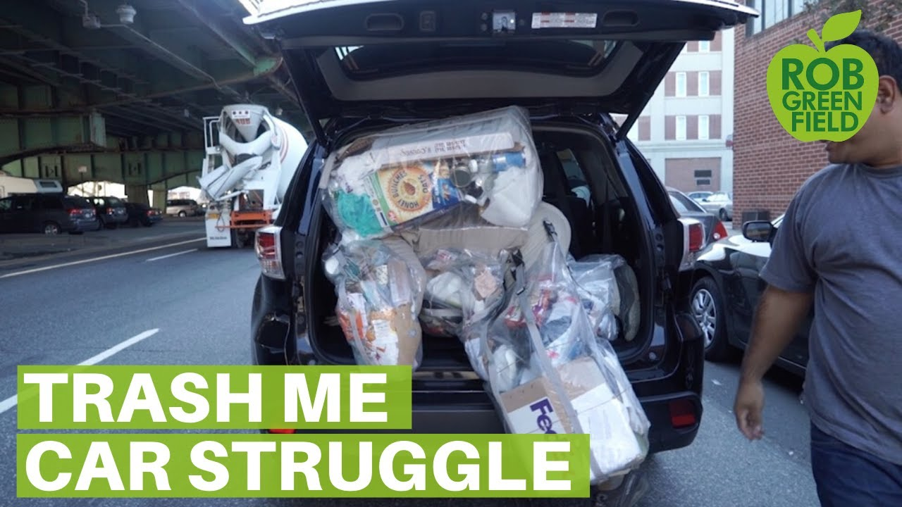 Trash Me Car Struggle