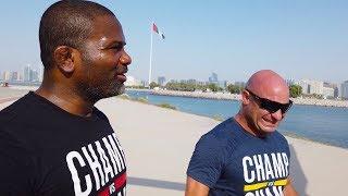 Видеоблог Даны Уайта перед UFC 242 - Эпизод 2